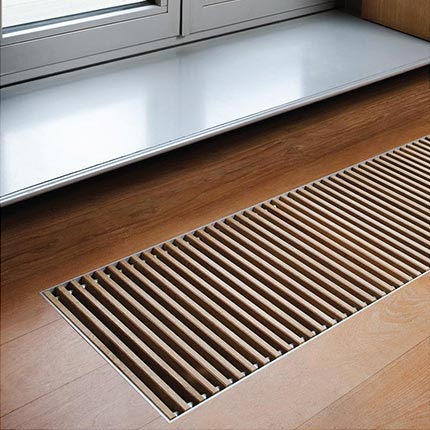 trench heating